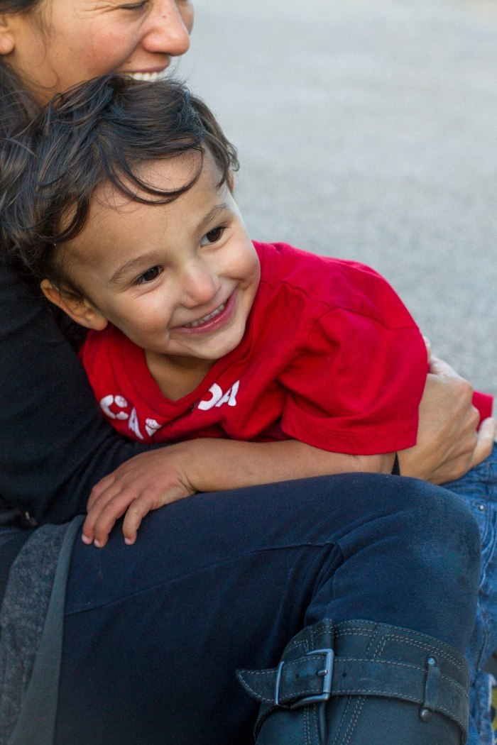 San Francisco Kids Portraits Duboce Park Georgia Glennon Photogr