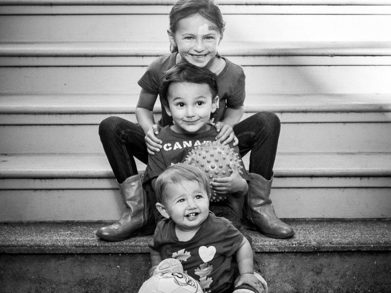 San Francisco Kids Portraits Duboce Park Georgia Glennon Photography