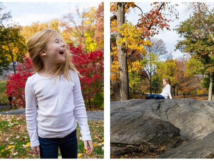 Central Park New York Children's Photography Georgia Glennon Photography